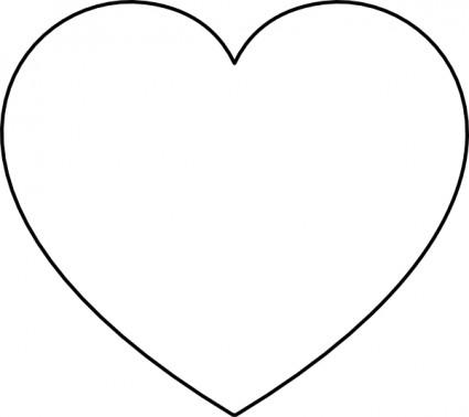 jpg black and white download Free download clip art. Heart clipart
