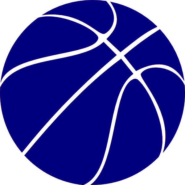 clip Basketball Hoop Side View Clipart