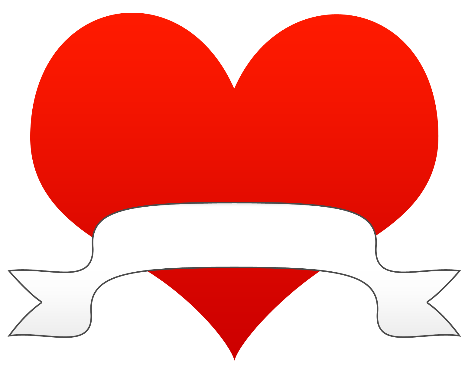 jpg royalty free Heart clipart free black and white. Hearts clip art images