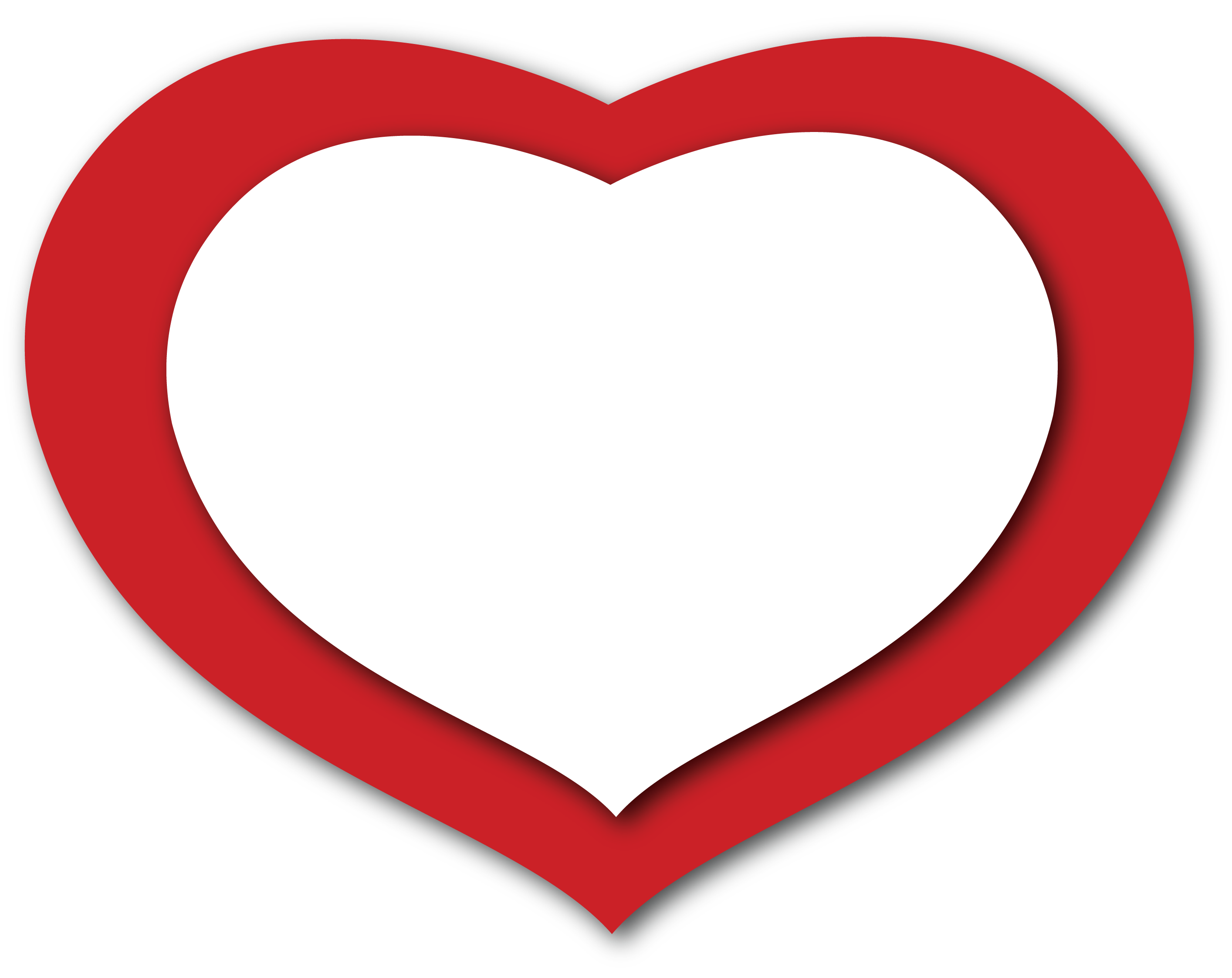 jpg black and white Heart clipart free black and white. Transparent red png gallery