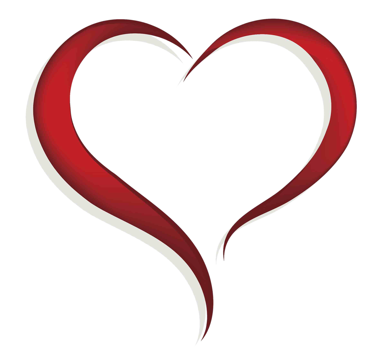 clip free library Heart Clipart With Transparent Background
