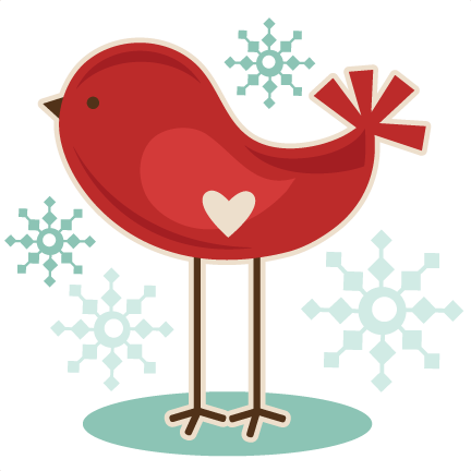 image transparent download Free Winter Bird Cliparts