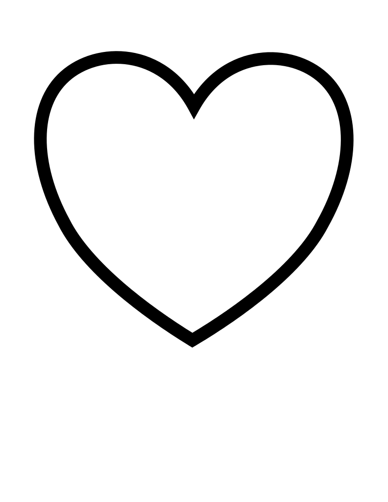 picture freeuse Heart Drawing Clip Art at GetDrawings