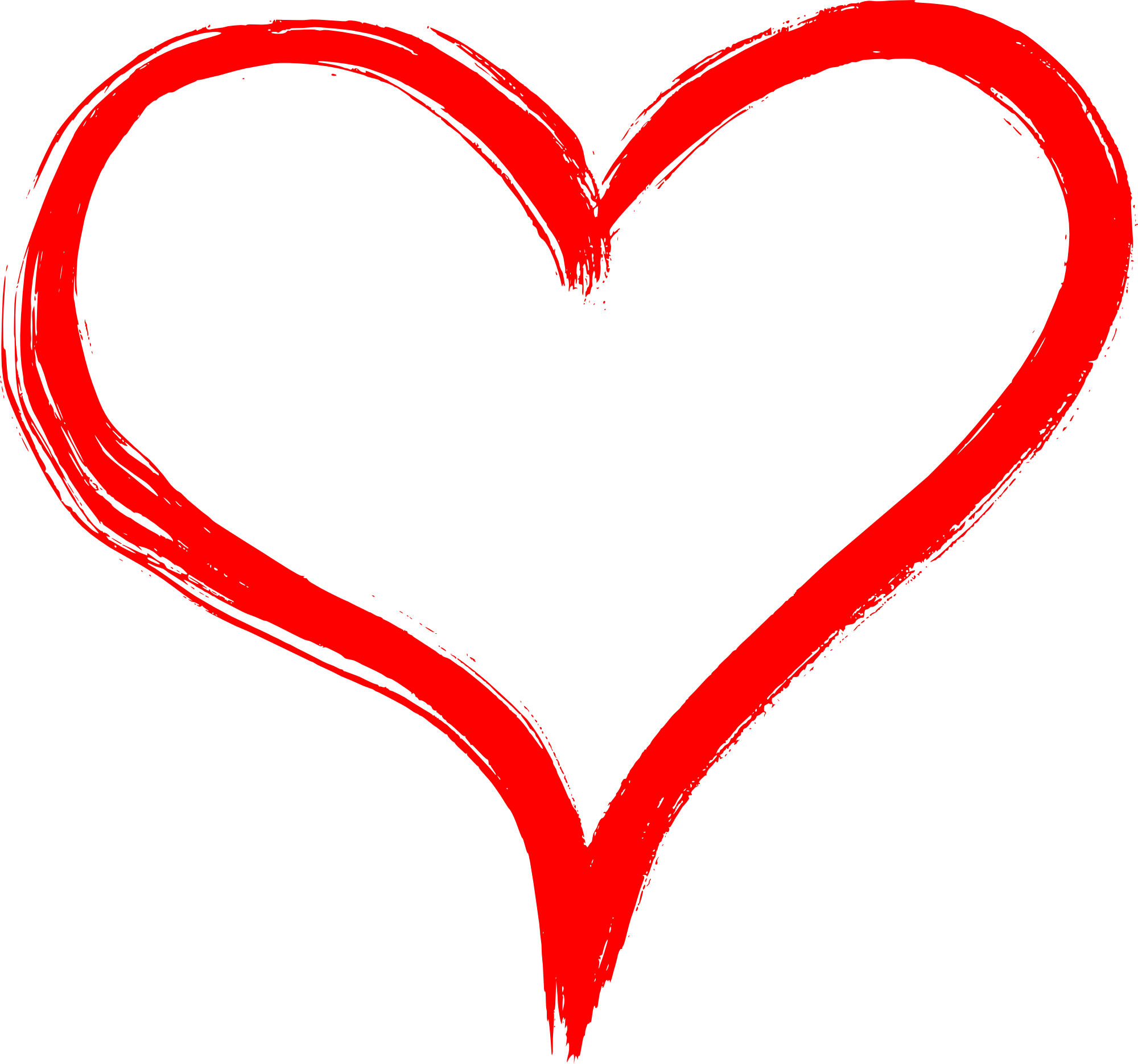 vector library Drawing pic heart.  collection of png