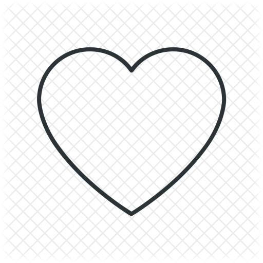 graphic royalty free library Line drawing at getdrawings. Heartbeat clipart black and white