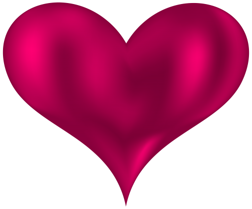banner transparent Beautiful heart pink png. Heartbeat clipart