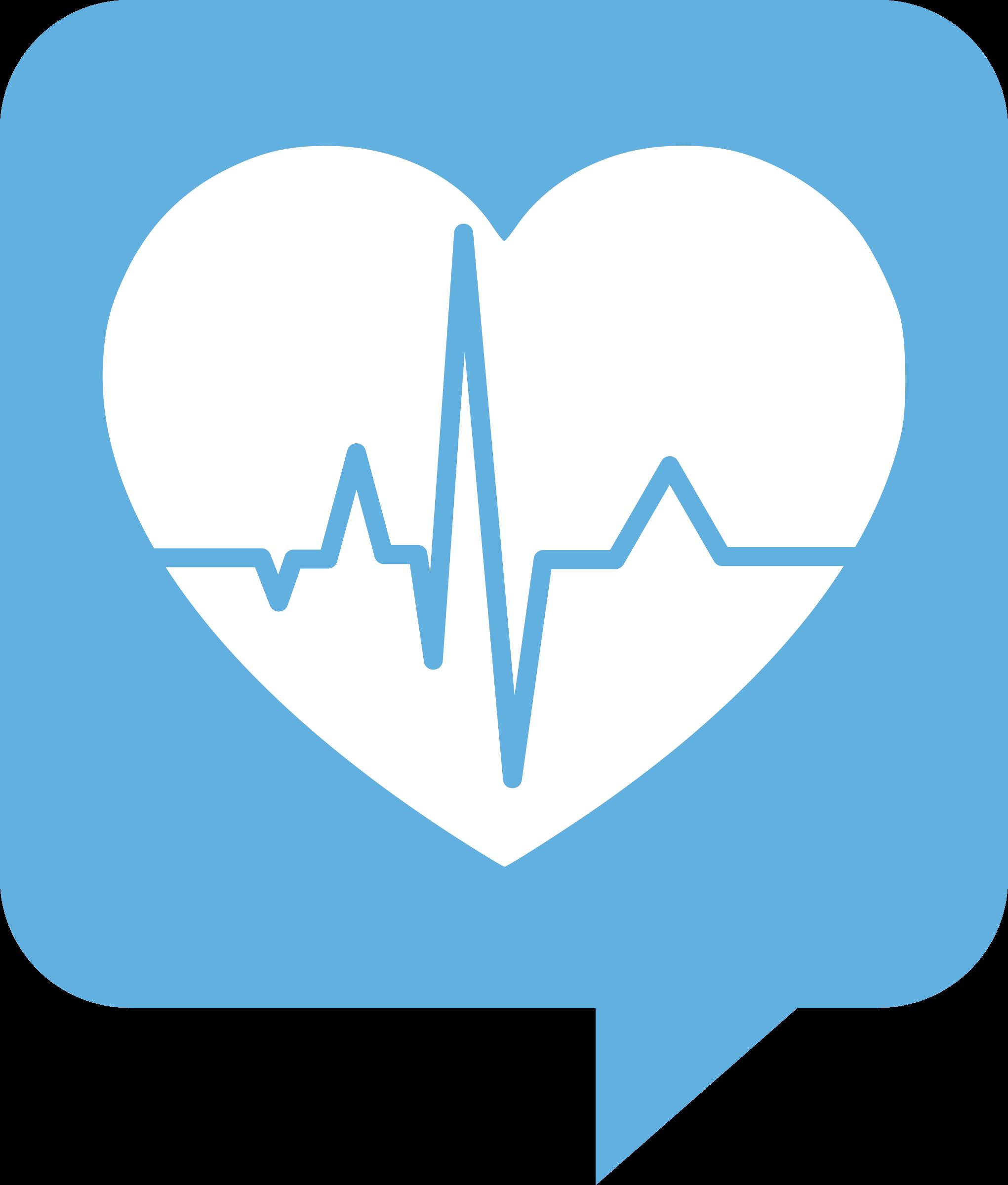 free stock Heartbeat clipart. Logo for health se.