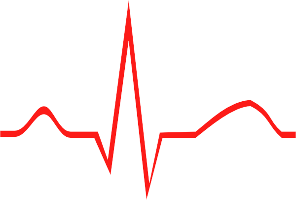 svg free download Lifeline panda free images. Heartbeat line clipart black and white