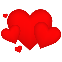 picture free library Valentine vector hearts. Icon free heart iconset