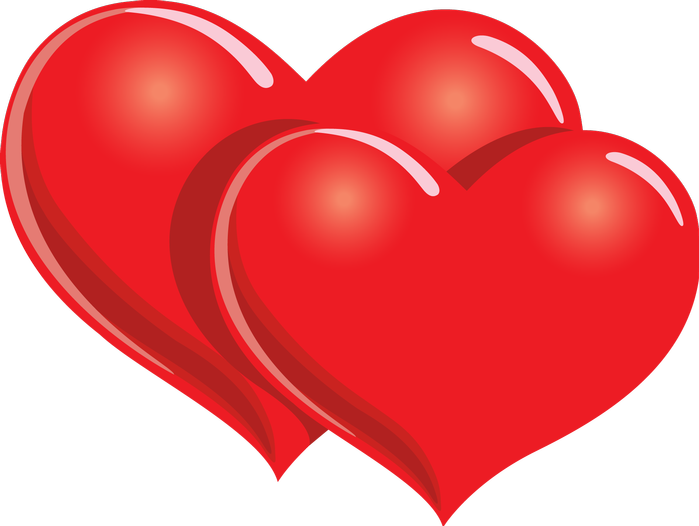 image download Love heart clipart free download