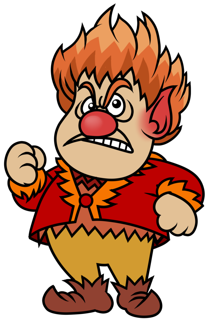 free Heat drawing. Miser by cosmictangent on.
