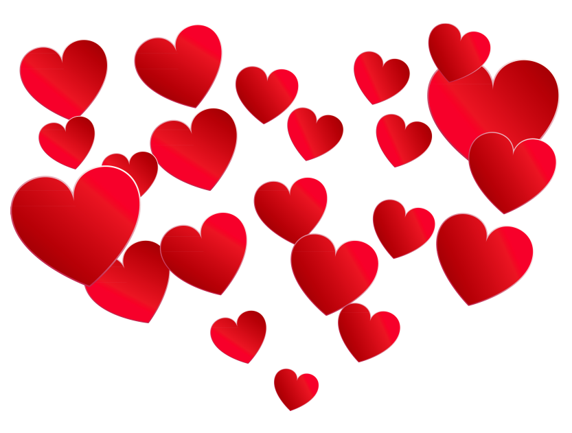clip library Transparent Heart of Hearts PNG Picture