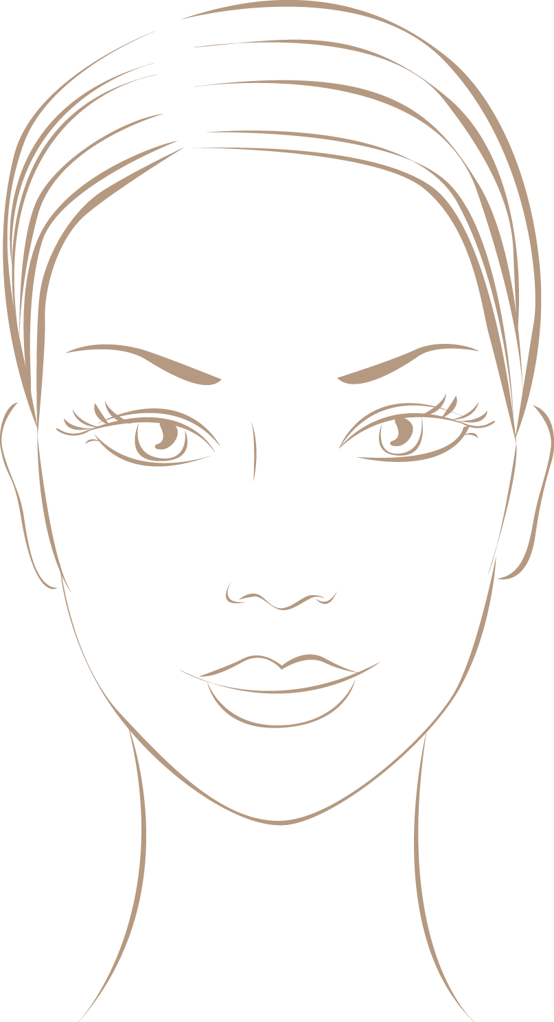 clipart transparent download Exilis face fat reduction. Drawing necks jawline