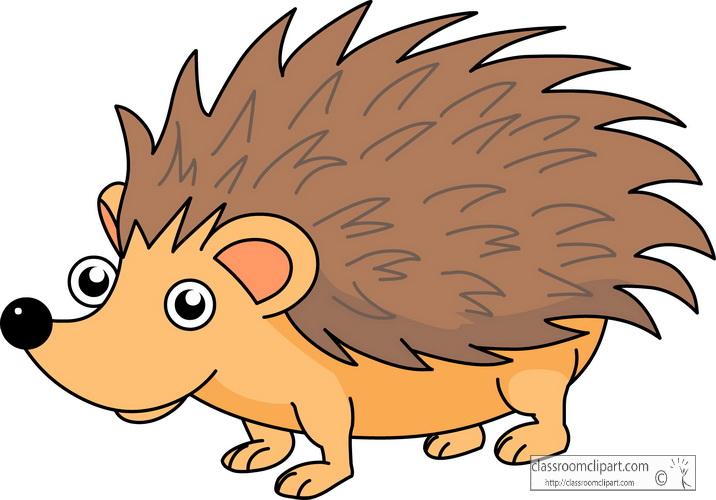 jpg transparent Free cute cliparts download. Hedgehog clipart.