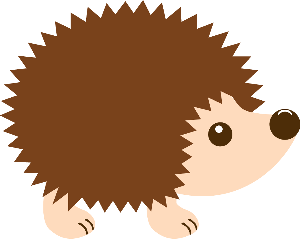 banner black and white Angry cartoon free on. Hedgehog clipart