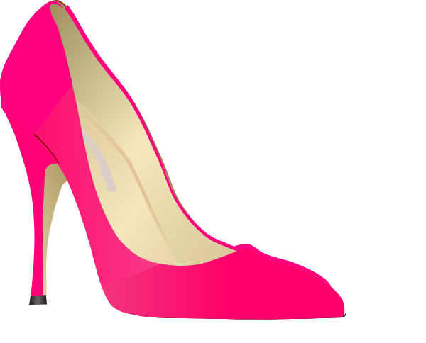 banner library stock High Heel Clipart pink high heels clip art clipart glamourdiva