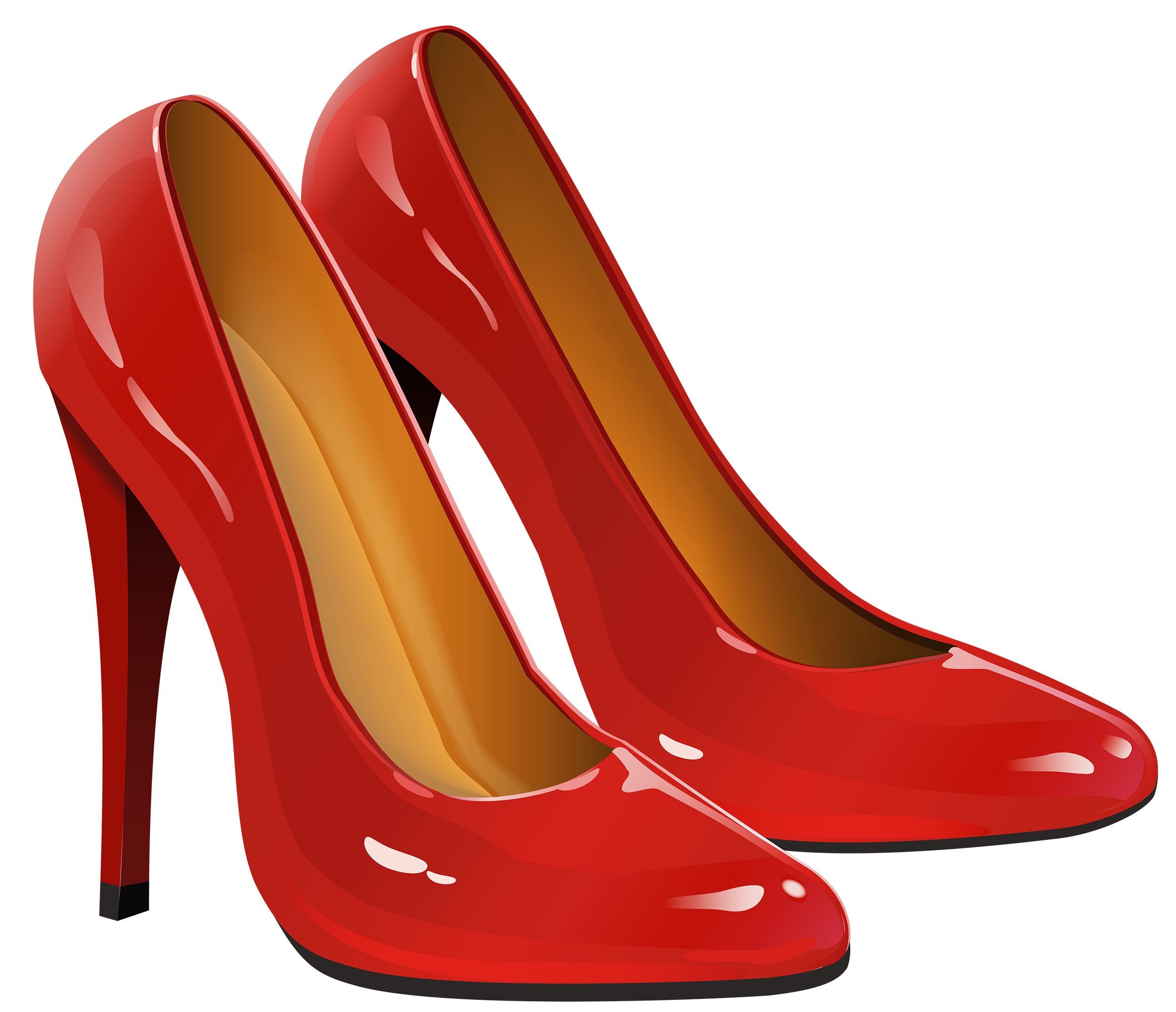 banner freeuse library Red Heels PNG Clipart