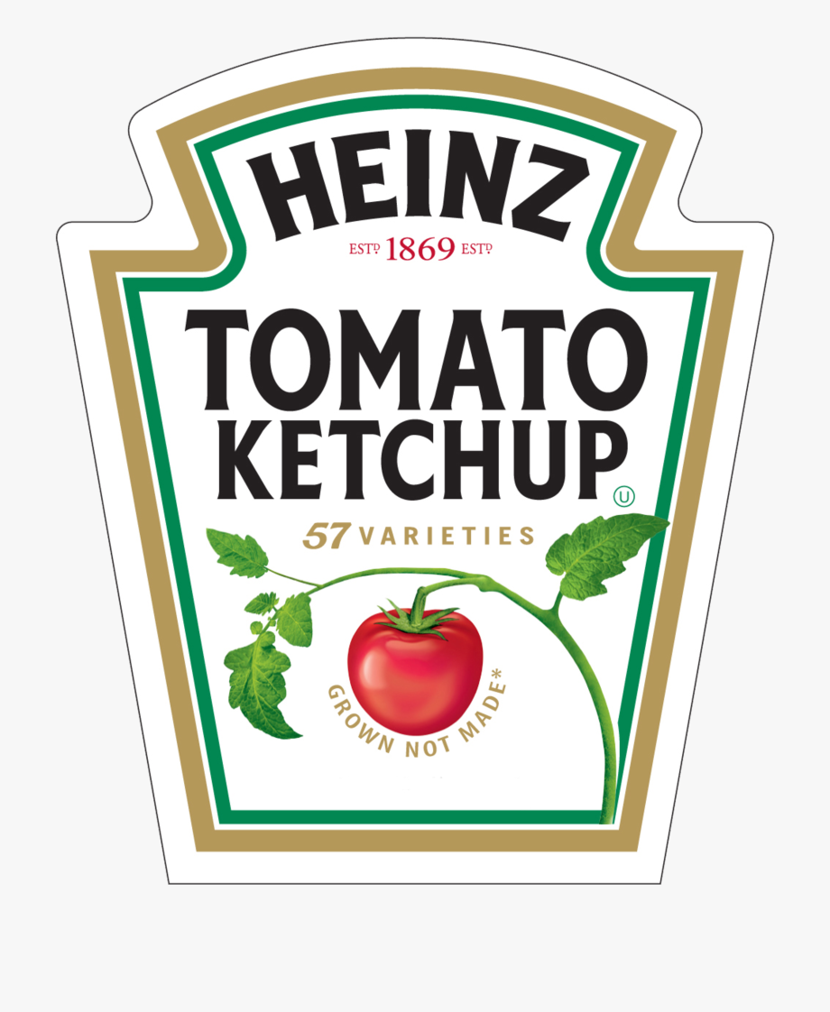image black and white stock Heinz ketchup clipart. Tomato logo free cliparts