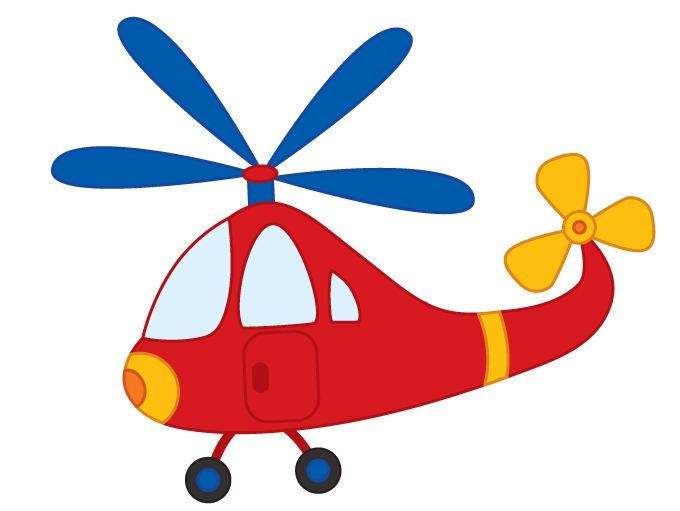 banner free download Helicopter clipart. Digital vector boys