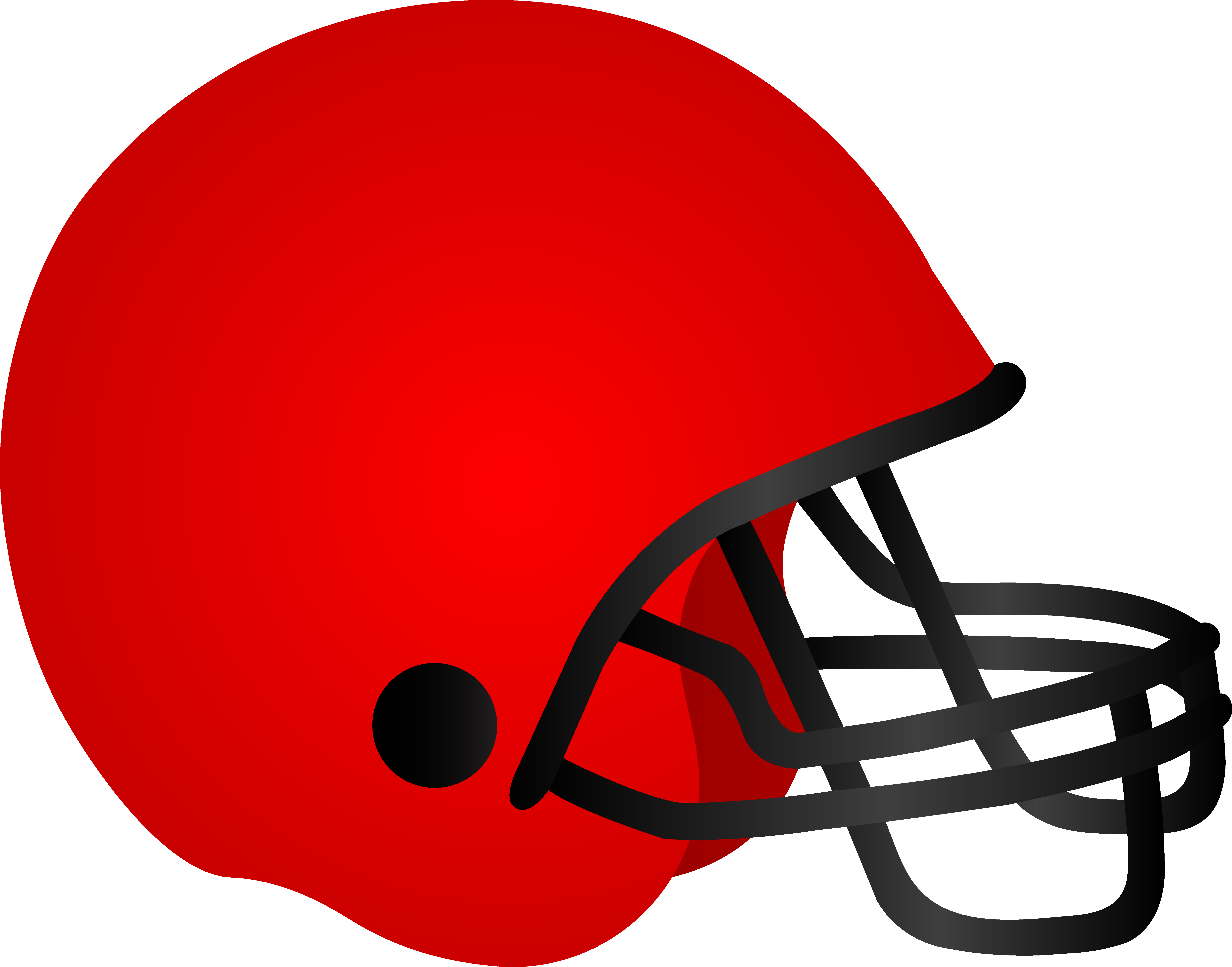 banner black and white stock Helmet clipart. Red