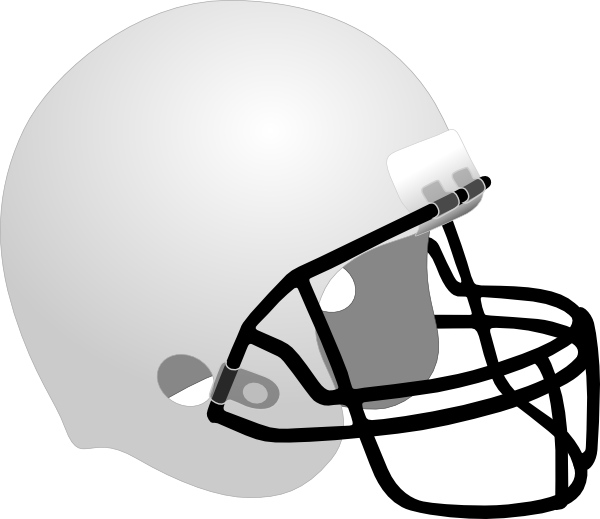 graphic free download Helmet clipart plain. Football clip art at