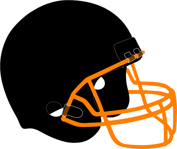 graphic free download Football clip art at. Helmet clipart plain