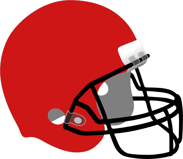 graphic royalty free download Football Helmet Clip Art at Clker