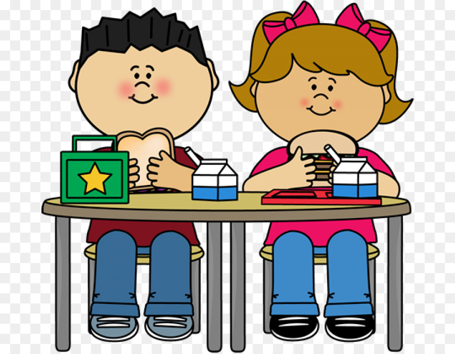vector download Helper clipart cafeteria. Cartoon school