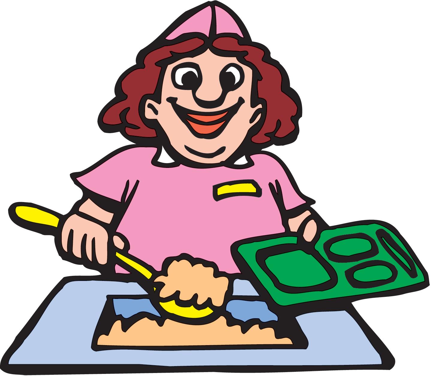 clip art library download Helper clipart cafeteria. School breakfast free download