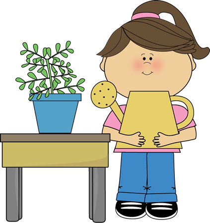 free stock Classroom plant helper clip. Writer clipart to do