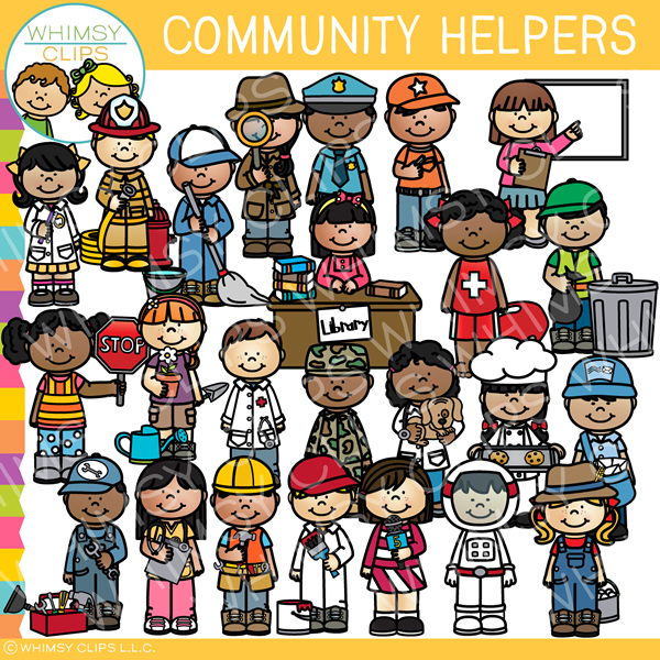 image freeuse Community clip art . Helpers clipart.