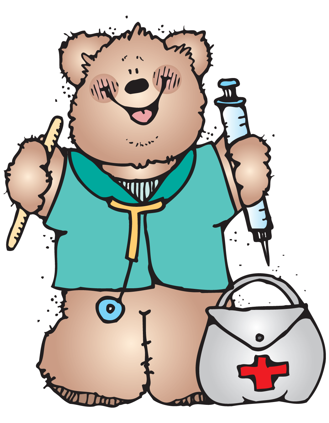 banner stock Helpers clipart. Our community unit panda.
