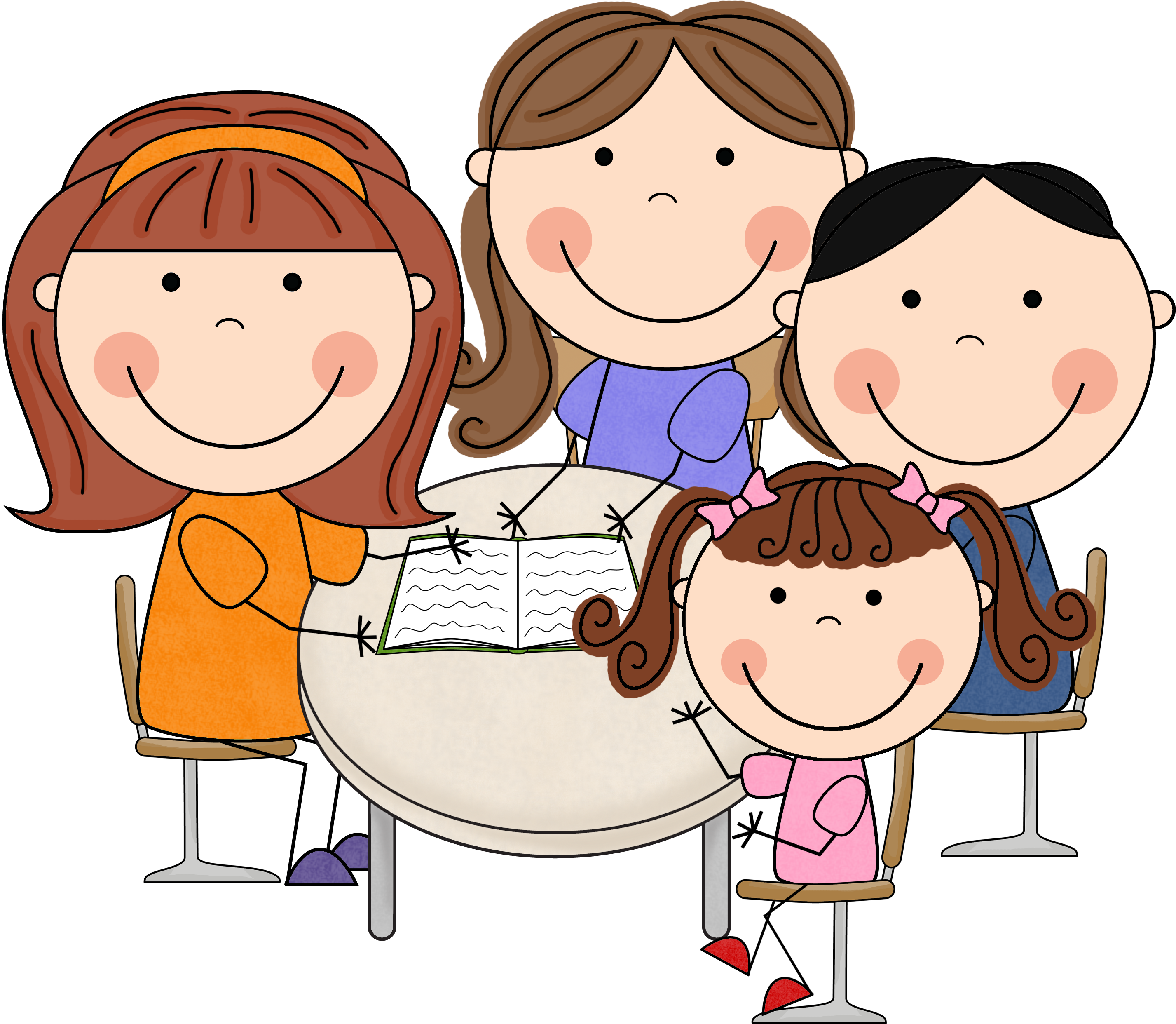 royalty free stock Helper clipart kindergarten