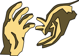 jpg library A Helping Hand Clip Art at Clker