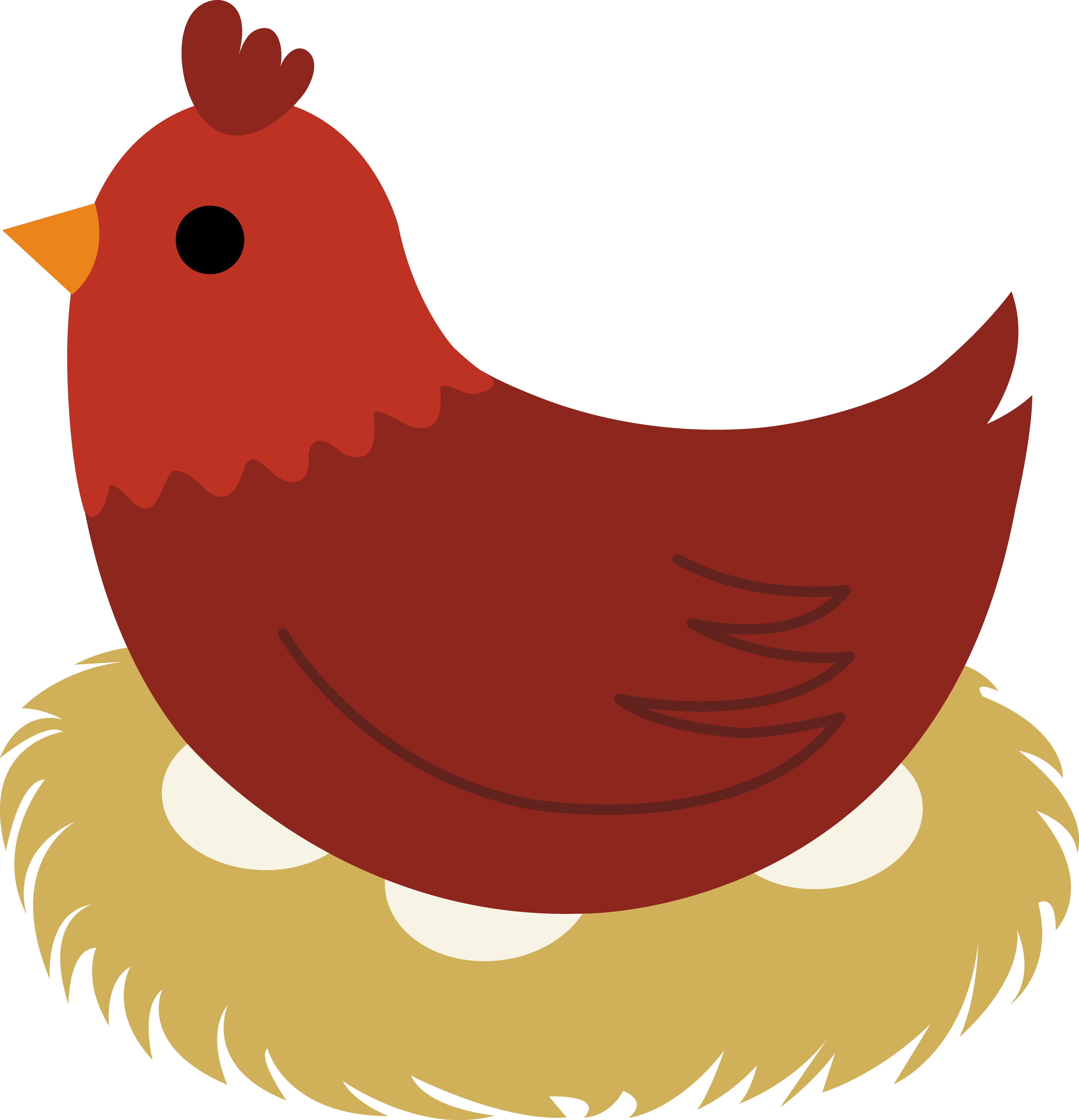 picture stock Free . Hen clipart