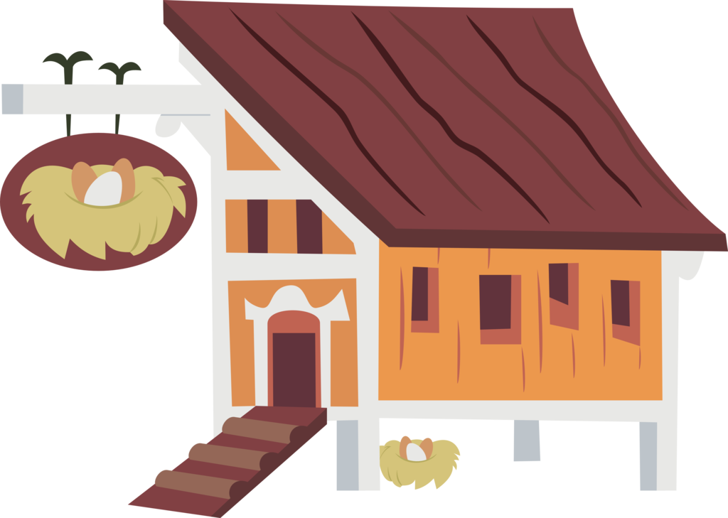 image freeuse Hen house clipart. By jeatz axl on.