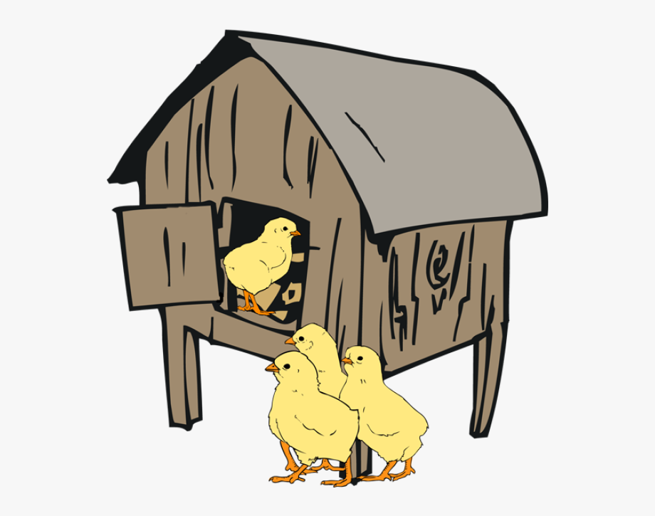 freeuse download Collection of high quality. Hen house clipart.