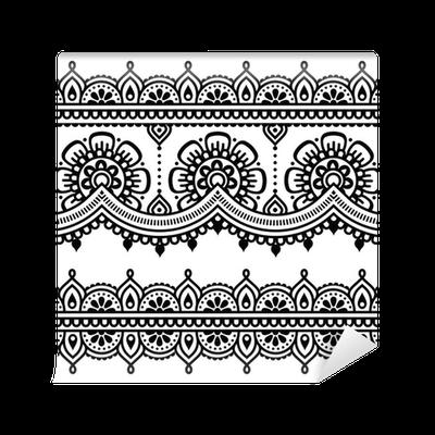 clipart transparent download henna vector ornament indian #97646864