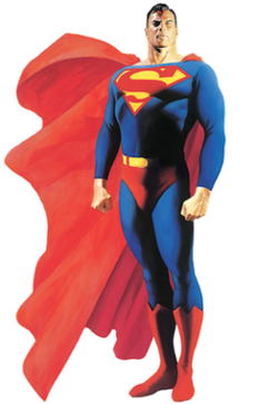 graphic library library Wikipedia. Drawing superman full body
