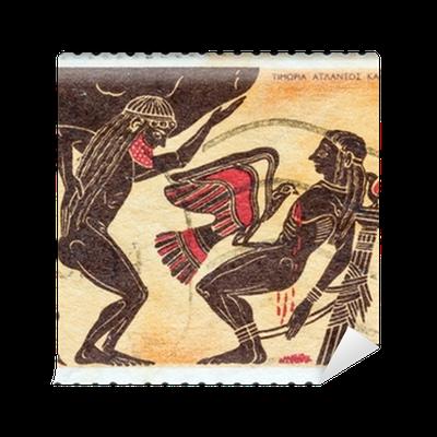 banner royalty free download Fototapete Atlas und Prometheus von Zeus