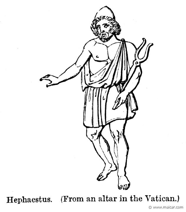 jpg royalty free library hephaestus drawing trait #136389992