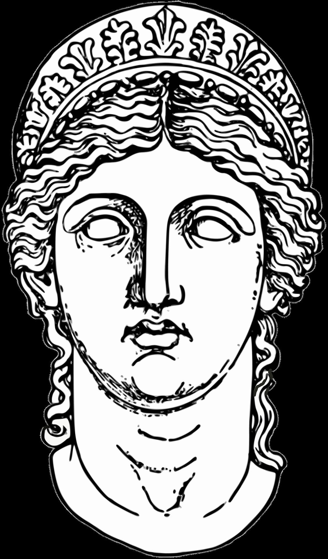 vector royalty free library Hera Libitina Custom Conjure