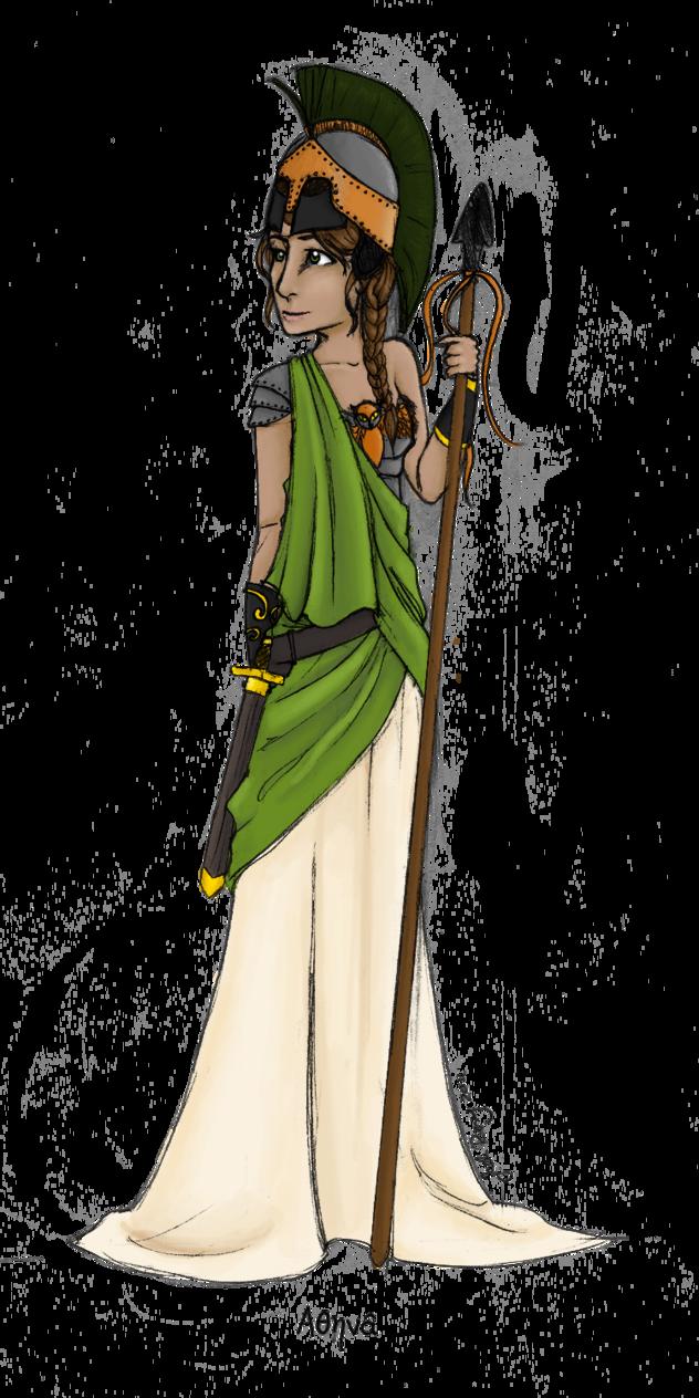 graphic free download Greek Goddess