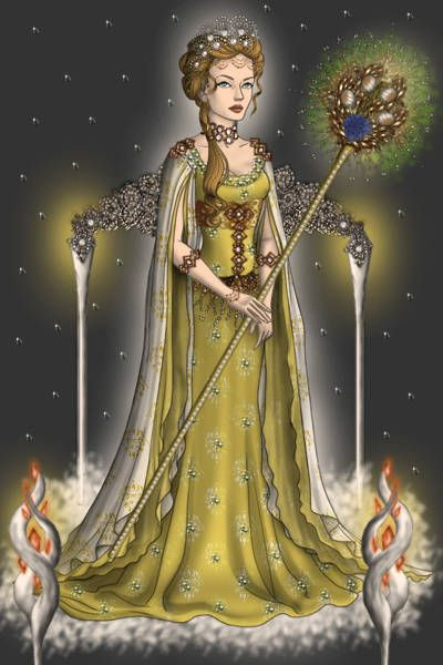 graphic royalty free Hera drawing staff. Goddess of women and