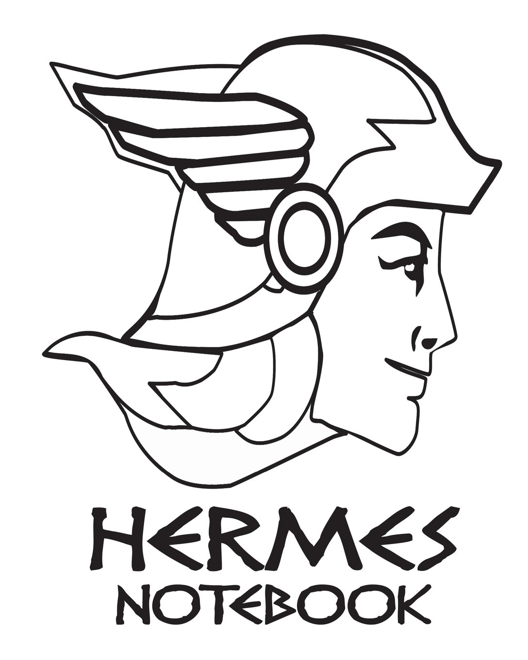 png royalty free download Hermes Notebook