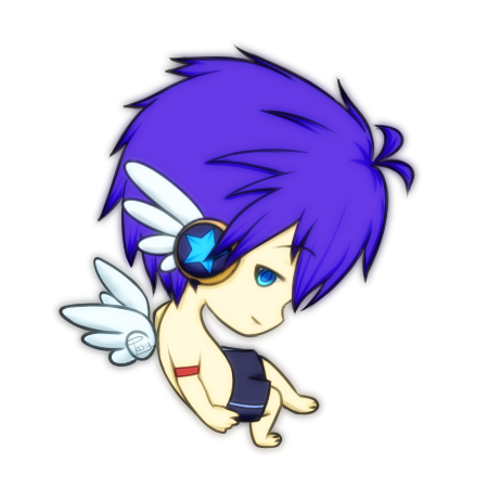 graphic free stock Chibi Beach Hermes by psykomantis on DeviantArt