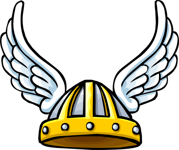 vector library download hermes drawing winged hat #113546863