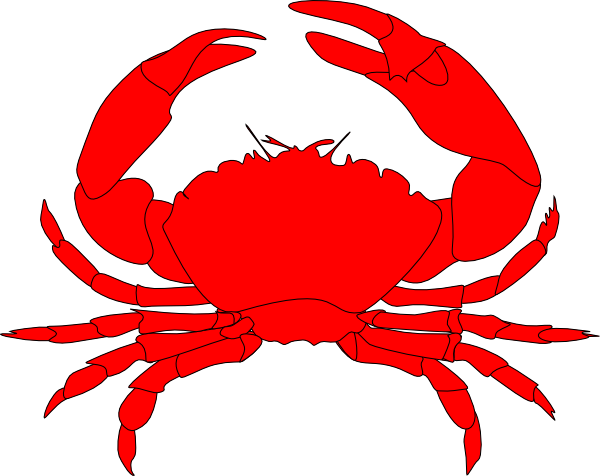clipart free stock Crabs clipart. Hermit crab panda free.