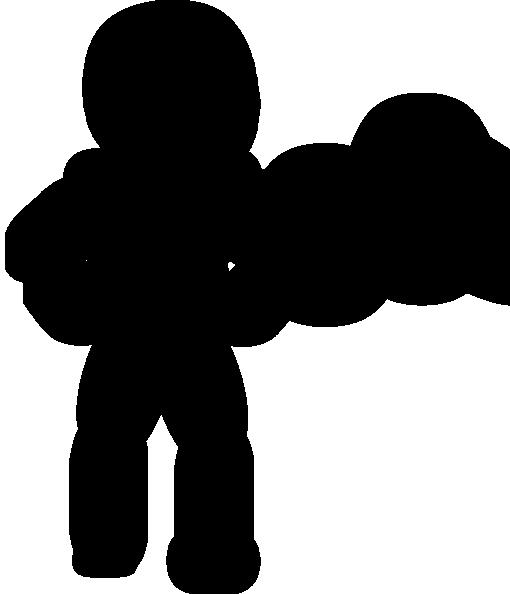 vector transparent download Super gray clip art. Hero clipart