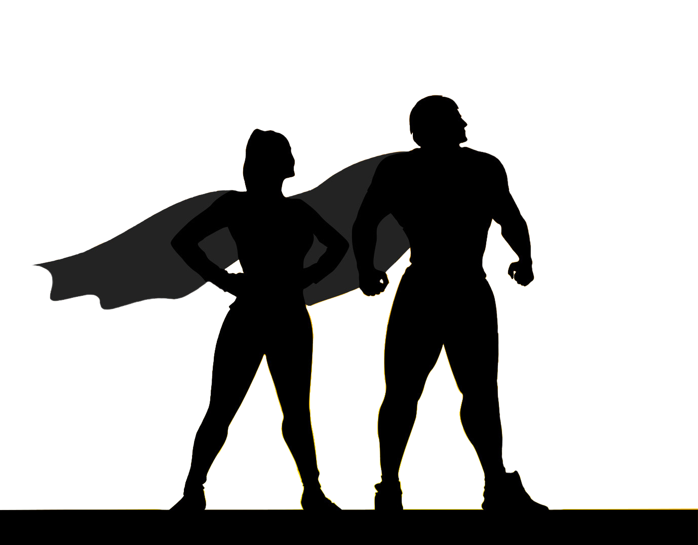 graphic transparent library Png mart. Hero clipart